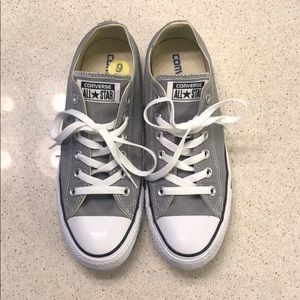 Worn once! Converse